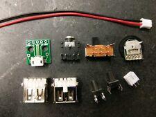 Gameboy Zero Ancillary pack GBZ Toggle switch microUSB Switch B103 JST