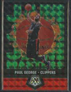 2019-20 MOSAIC JAM MASTERS GREEN PAUL GEORGE