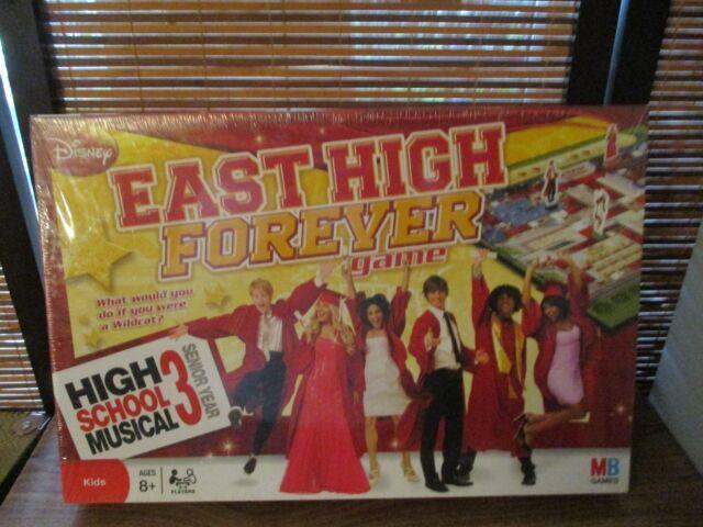 Disney High School Musical 3 Senior Year East High Forever (BRAND NEW)