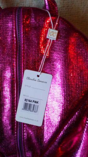 Canova BNWT Glittery Bag Rucksack small Pink UZqpU
