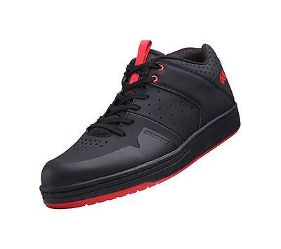 Black//Cyan, Size 7 SixSixOne Filter Shoes