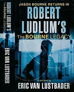 Robert-Ludlum-039-s-The-Bourne-Legacy-Book-4-by-Eric-van-Lustbader-Paperback