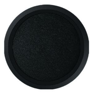 "INSTRUMENT GAUGE PANEL BLANK COVER FITS 2/"" HOLE 15331 DASH MARINE BOAT BLACK"