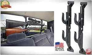 Gun Holder Rack Storage Mount Car Window No Drill Autos Hunting Shotgun Truck Rv Ebay