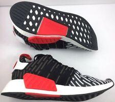 510f5e3b1 Adidas NMD R2 Primeknit Boost Core Black White BB2951 Men Shoe US Size 10  New