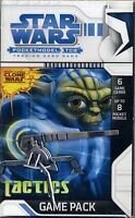 Wizkids Star Wars Pocketmodel : Clone Wars Tactics Booster Pack X 24