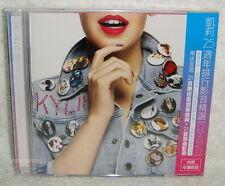 Kylie Minogue The Best Of Taiwan Ltd CD+DVD