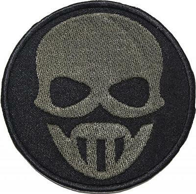 Tom Clancy's Ghost Recon Camo Green Embroidered Badge Patch Sew / Iron-on 9cm