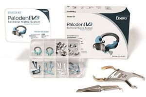 Palodent V3 Starter Kit Trey Dentsply Ebay