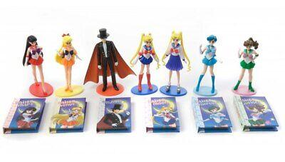 Sailor Moon Mini Figures Personaggio a Scelta Bandai Preziosi 2011