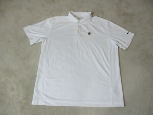 Nike-Golf-Tour-Performance-Polo-Shirt-Adult-Extra-Large-White-Dri-Fit-Golfer