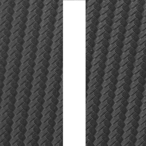 """fits MINI 5/"""" CARBON FIBRE Bonnet Stripes Viper Style 3m 02 x12.5cm 10/'"""