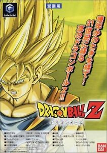 USED-Gamecube-Dragon-Ball-Z-Japan-import