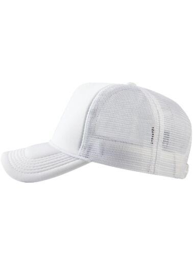 Mstrds Baseball Trucker Mesh Cap High Profile Cap Baseball Cap Master Dis Hat