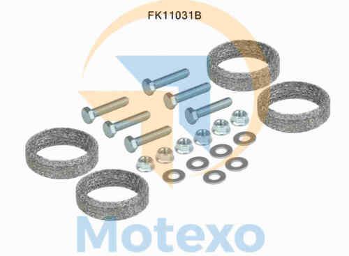 FK11031B Kit di montaggio DPF BMW 535d 3.0 9//2004-1//2007