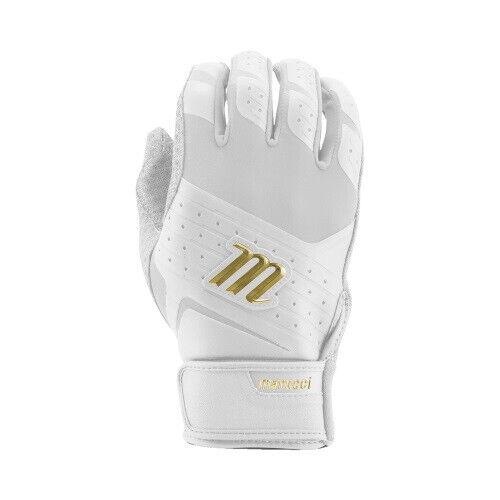 Marucci Pittards Reserve Batting Glove MBGPTRSV XL White