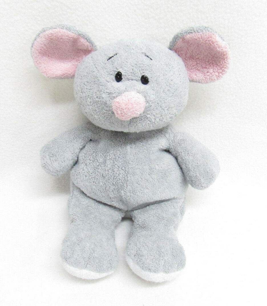 2007 TY STUFFED PLUFFIES MOUSE STUFFED TY PLUSH 944ea0
