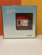 Tektronix 070 5791 01 11401 11402 Digitizing Oscilloscope User Reference Manual