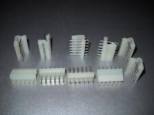 Qty 10 Molex 6 Round Pin Header 156 Friction Lock 396mm 09 65 1061 09651061