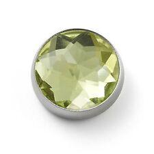 MOGO Jewelry Single August Birthstone Charm