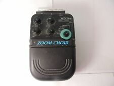 RARE ZOOM CHOIR 5050 CHORUS/DELAY/REVERB EFFECTS PEDAL VINTAGE AND COOL!!!