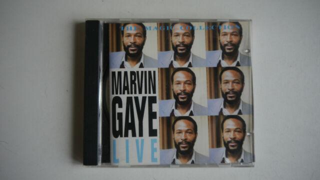 Marvin Gaye Live - CD