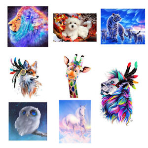 68e4992341 5D Diamond Painting Embroidery DIY Paint-By-Number Kit For Beginners ...