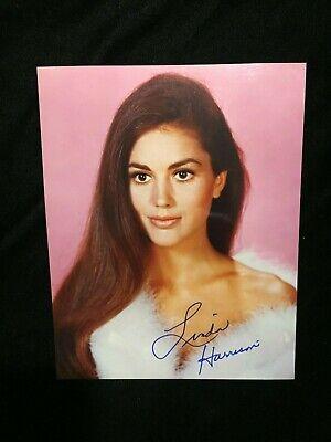Linda Harrison Nova PLANET OF THE APES 8x10 AUTOGRAPHED Signed Glossy Photo POA
