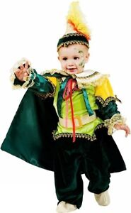 6Pc-Italian-Made-Baby-Toddler-Boys-Robin-Hood-Fancy-Dress-Costume-Outfit-0-2-yrs