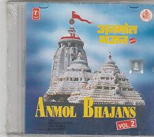 Anmol Bhajans vol 2 [Cd]Anuradha Paudwal,Sonu Nigam, Bela