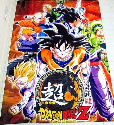 FleißIg Dragonball Z Anime Manga Bettdeckenbezug Bettwäsche Polyester 150x220cm Delikatessen Von Allen Geliebt Bettdecken- & Kopfkissen-sets
