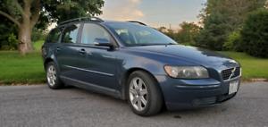 2005 Volvo V50 2.5L