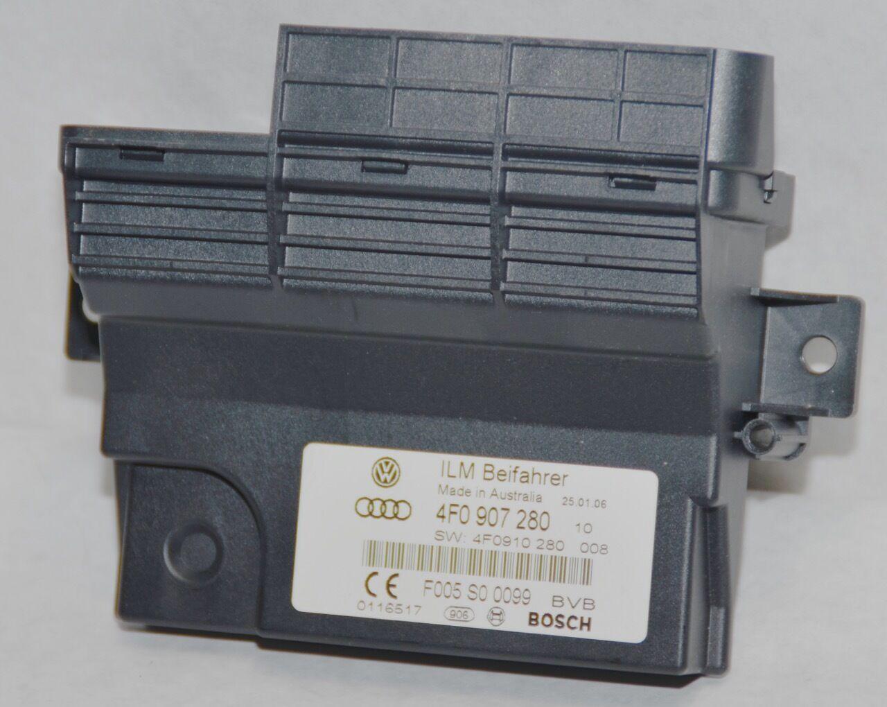 Orginal Audi A6 S6 4F Steuergerät Leistungsmodul Bordnetz  4F0907280A