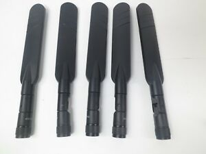 Details about LOT of 5 Proxicast 3G/4G/LTE 3-5 dBi Omni-Directional  Multi-Band Antennas Male