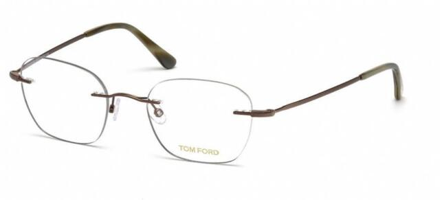 82b20576b18 Buy Tom Ford Eyeglasses Ft5341 036 Shiny Dark Bronze   Clear Lens ...
