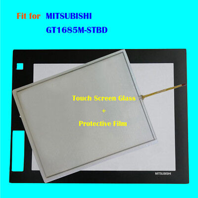 1X For GT1675M-STBD Touch Screen Glass Panel