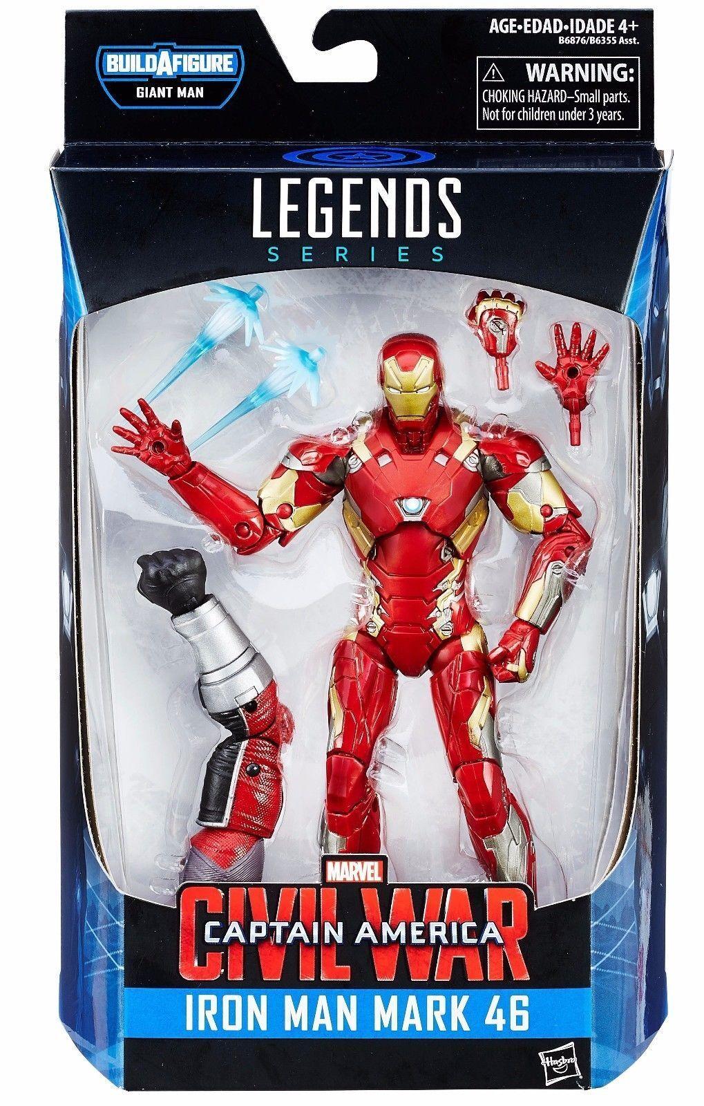 Iron man mark 46 (6