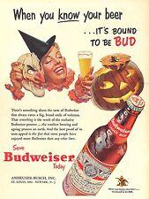 Bud Beer, Retro Aluminium Vintage Sign Wall Art Kitchen Cafe Bar Gift Man Cave