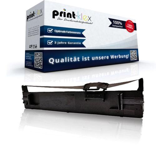 Easy Print Serie Recyceltes Farbband für Epson LQ 590 Farbfilm Drucker Kassette