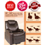 thumbnail 1 - Massage-chair-zero-gravity-full-body-electric-Sofa-recliner-pad-therapy-spa-home