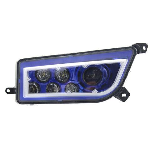 POLARIS RZR XP 1000 /& TURBO VELOCITY BLUE ANGEL EYE RZR 900 LED HEADLIGHTS KIT