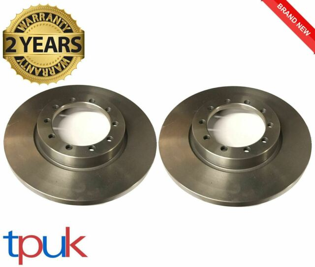 New Ford Transit MK7 2.2 TDCi Genuine Comline Front Brake Discs Pair x2