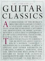 Library Of Guitar Classics Sheet Music Book 014019038