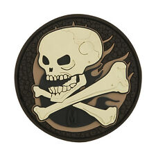 PVC Patch - MAXPEDITION - Screaming SKULL - ARID Multicam pattern