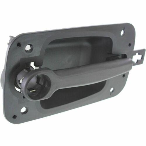 New Front RH Side Textured Black Exterior Door Handle Fits International 4300