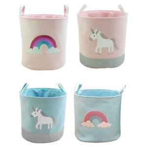 Foldable-Laundry-Basket-Bag-Bin-Storage-Hamper-Washing-Bag-Toy-storage-basket