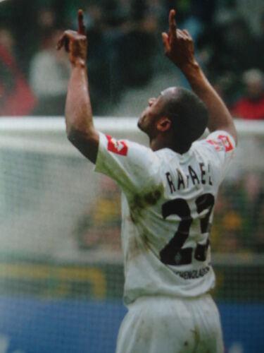 Panini 357 BL Fussball 2006//07 Nando Rafael Mönchengladbach