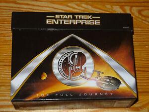 STAR-TREK-ENTERPRISE-THE-FULL-JOURNEY-27-DVD-BOX-2011-REG-2-PAL-ENGLISCH