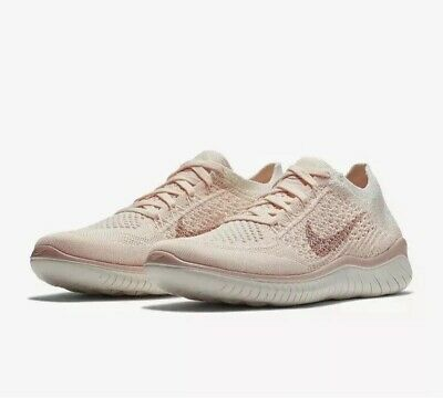 stable quality united states sale online Femmes Nike Free RN Flyknit 2018 Running 942839-802 Goyave glace ...