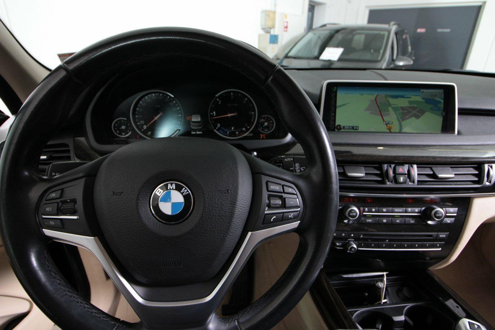 BMW X5 xDrive30d aut. Van